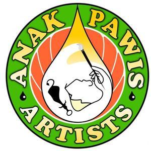 Anak Pawis Artists - Logo